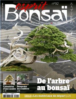 Esprit Bonsaï n°092