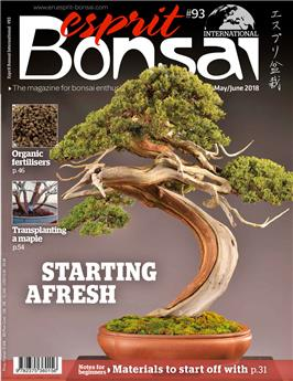 Esprit Bonsai International #93