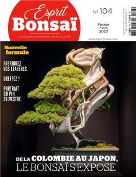 Esprit Bonsaï n°104