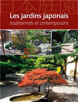 Les jardins japonais traditionnels et contemporains