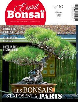 Esprit Bonsaï n°110